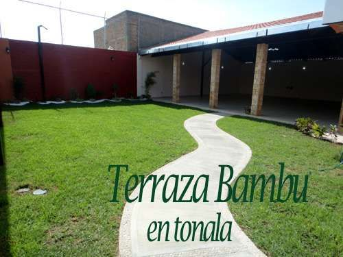 Fotos De Terraza Para Eventos En Tonala 9 800 Con Taquiza