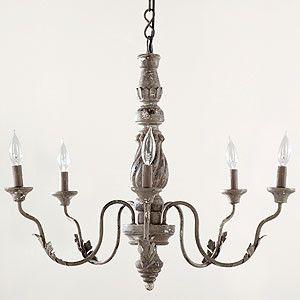 Grey vintage chandelier by world market traditional chandeliers grey vintage chandelier by world market traditional chandeliers by cost plus world market aloadofball Gallery