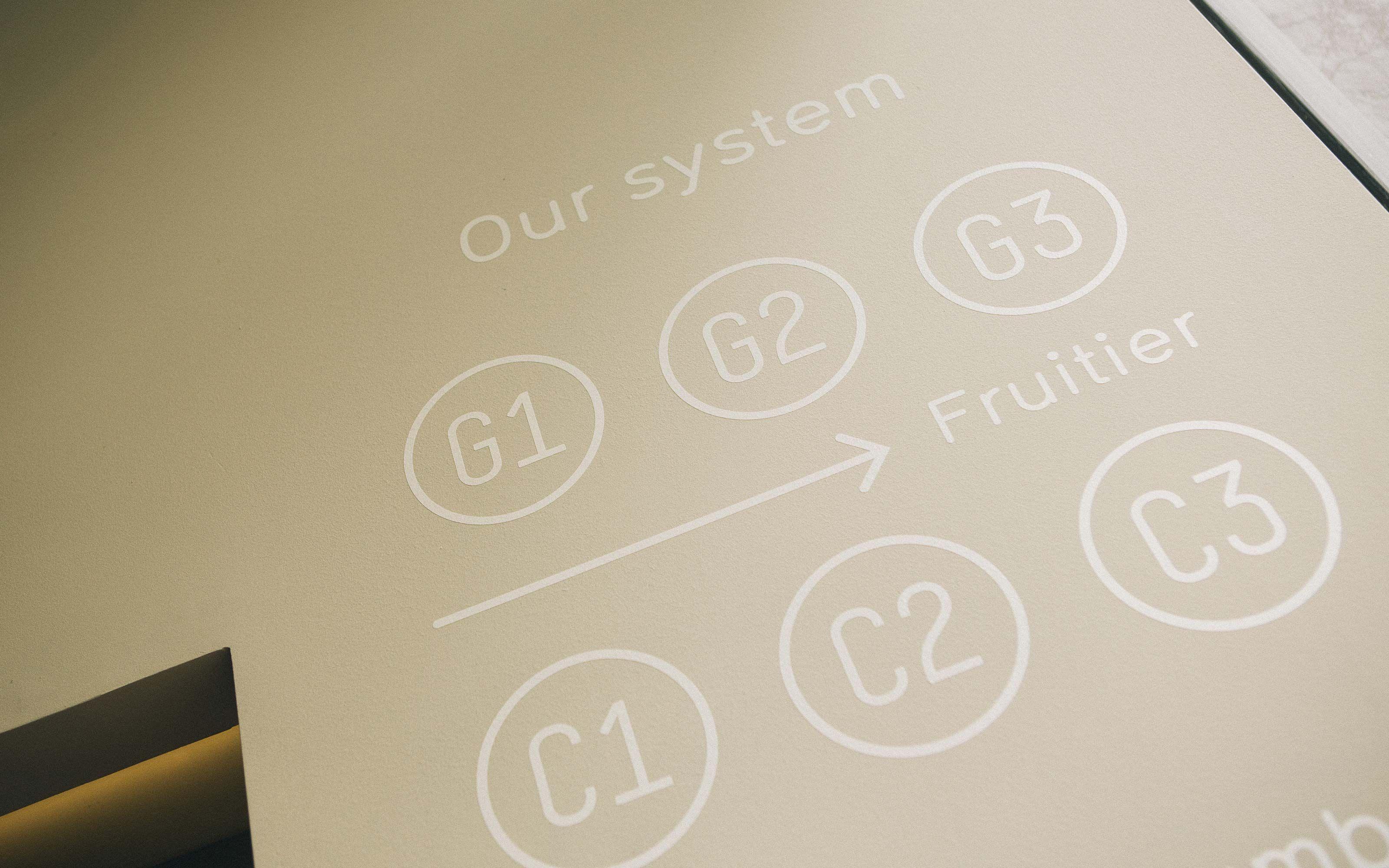 Roots & Bulbs cold pressed juice & smoothie bar | Creative Agency, Branding & Packaging Design | Leeds