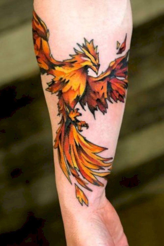 35++ Best Rising phoenix tattoo meaning image ideas