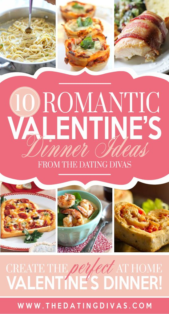 Romantic Foods For The Bedroom: Romantic Valentine's Dinner At Home