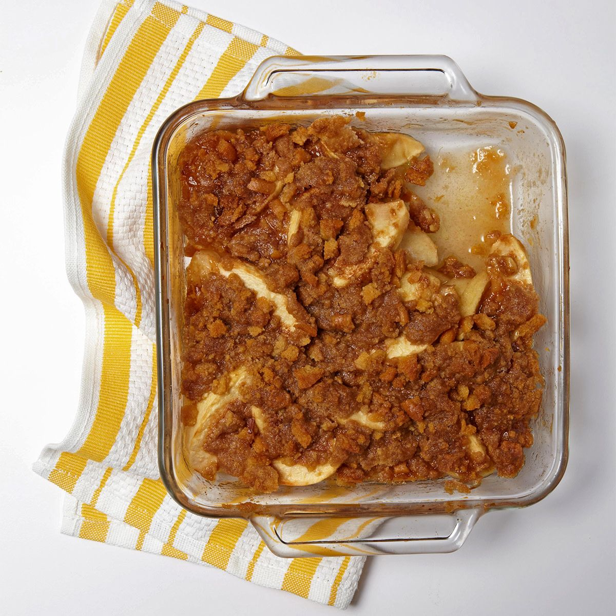 Apple Crisp Recipe Girl scout cookies recipes, Apple