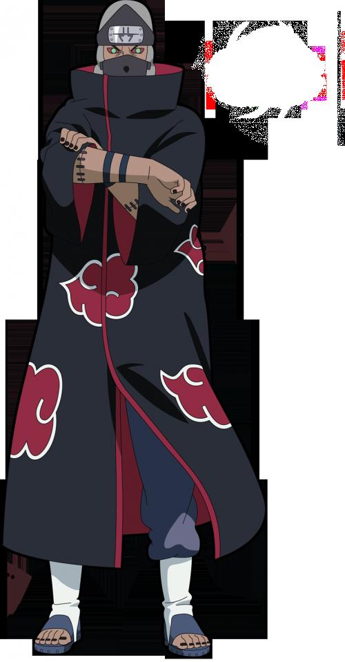 Amado Kakuzu - Miembro de los Akatsuki - Naruto Shippuden | akatsuki  LB83