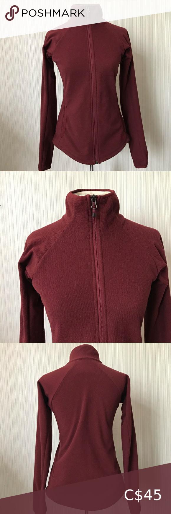 MEC Lightweight Polartec Fleece Jacket