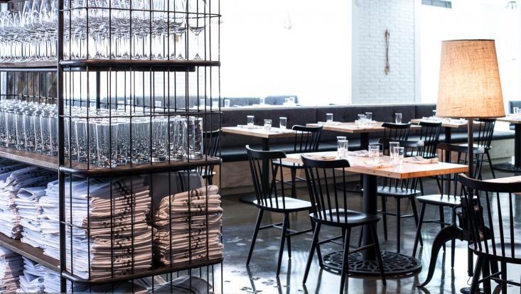 a modernist farm in town farm restaurantrestaurant ideasrestaurant - Farmhouse Restaurant Ideas