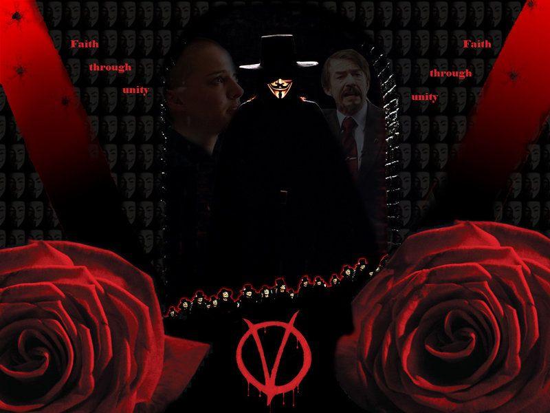 Vendetta united by Chichiyo