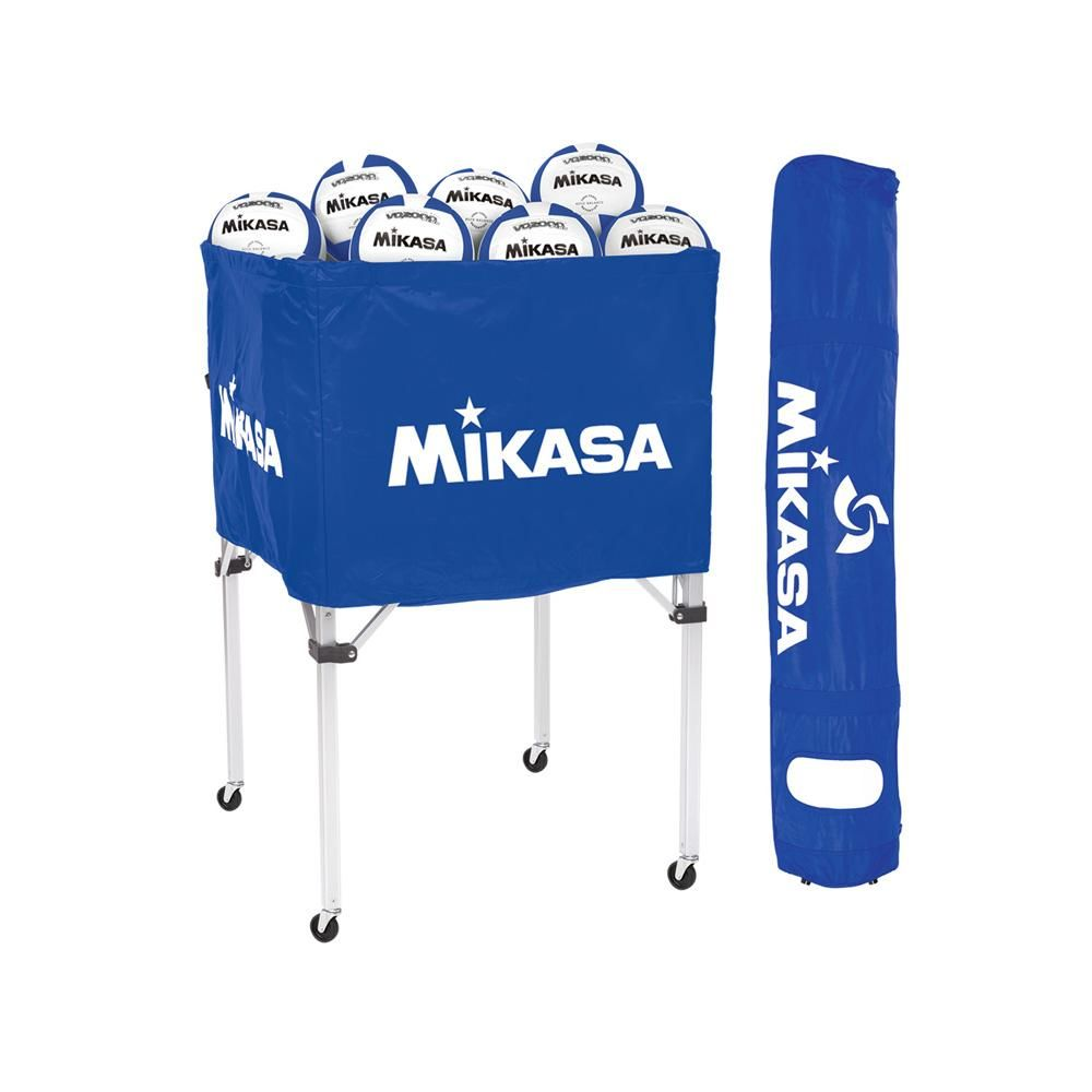Mikasa Square Cart In 2020 Mikasa Volleyball Equipment Sport Volleyball