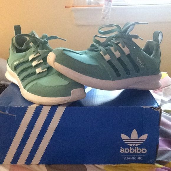 Adidas shoes in Tiffany blue Tiffany green Adidas shoes for sale Adidas Shoes