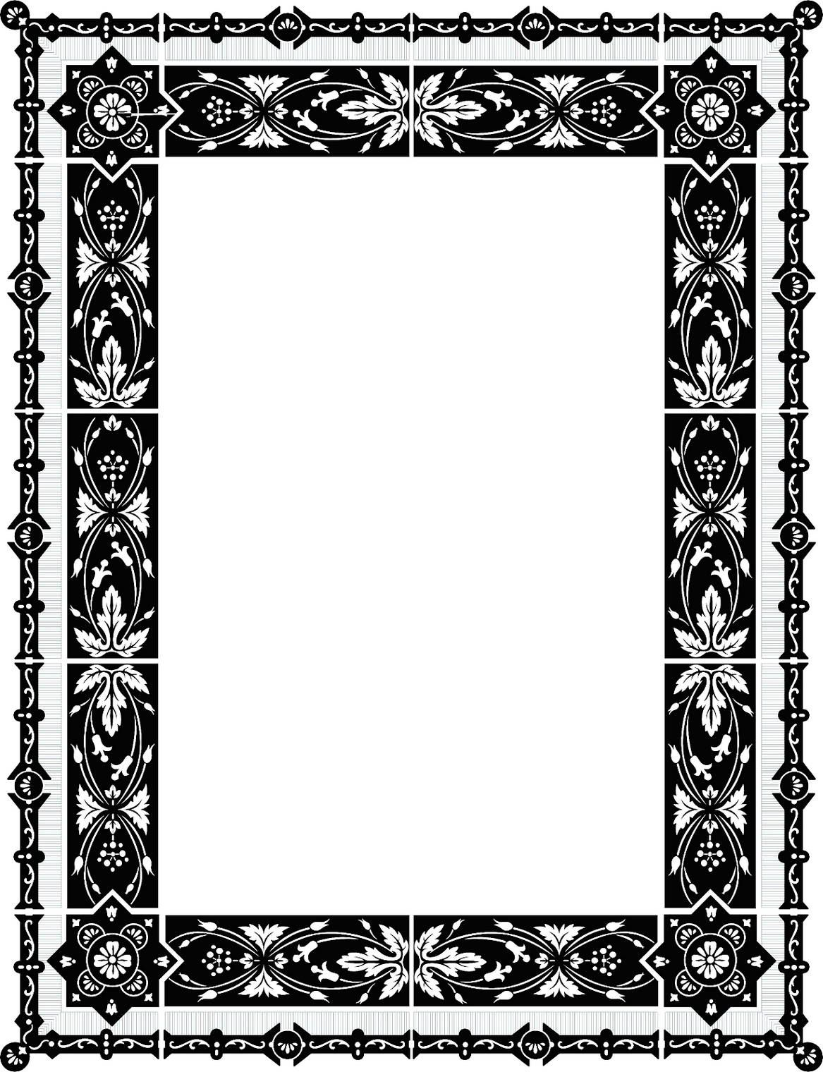 Bingkai Gambar Bunga Warna Hitam Putih Wallpaper Gambar Bingkai Bunga Hitam Putih Harian Nusantara Png Bingkai Ga In 2021 Ipad Mini Hp Android Iphone 2g