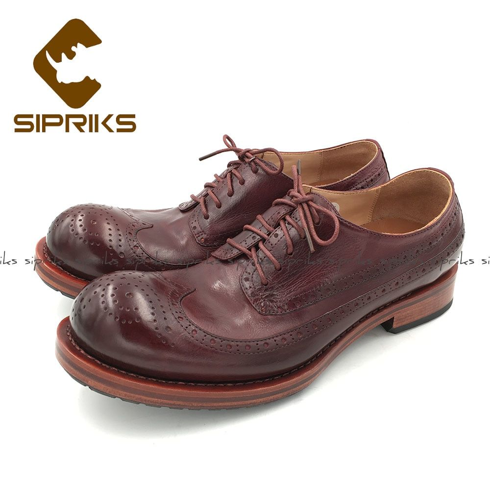 Goodyear welted shoes, Brogue shoes