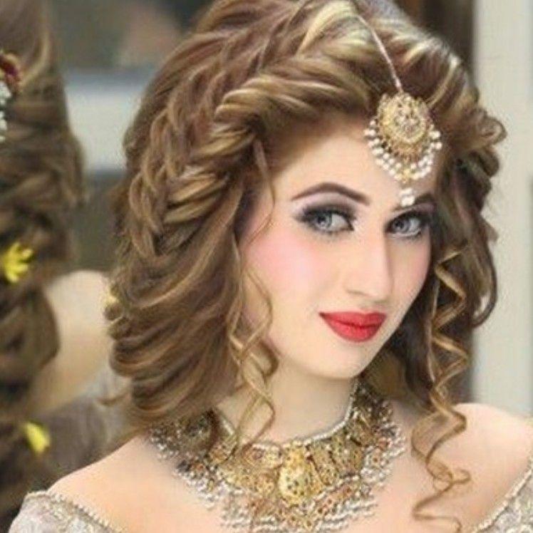 Top 20 Unique Bridal Hairstyles Ideas Bridal Hairstyles Ideas Hair Styles Fancy Hairstyles Girl Hairstyles