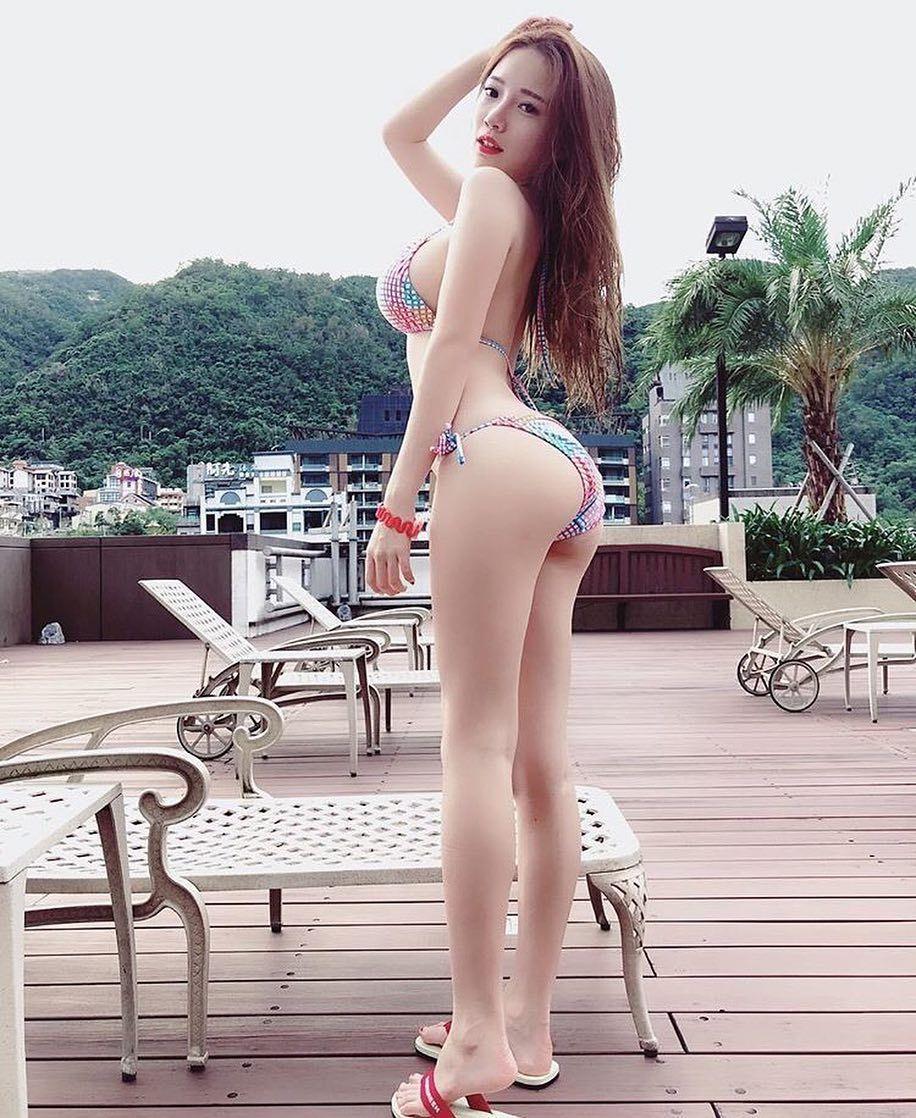 Sexy Asian Beach