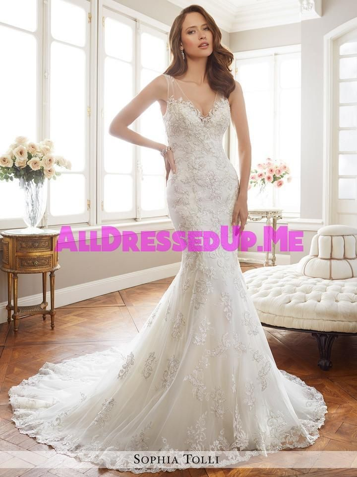 Sophia Tolli - Monaco - Y11712 - All Dressed Up, Bridal Gown | Products
