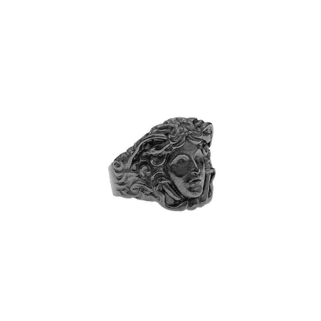 *Mister Medusa Ring - Black