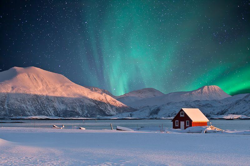 A norwegian Rorbu | Norway (by clickonthewildside)
