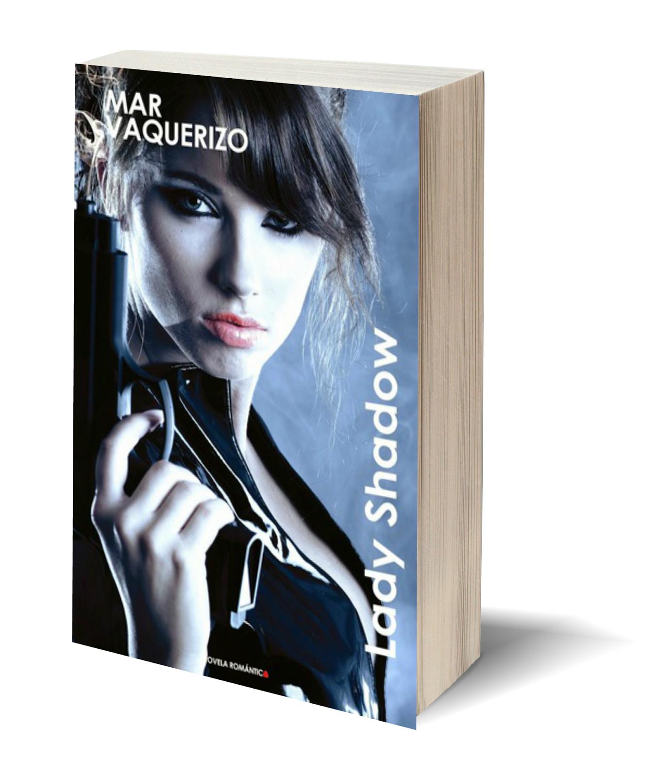 Lady Shadow de Mar Vaquerizo&Entrevista - Soy Cazadora de Sombras y Libros