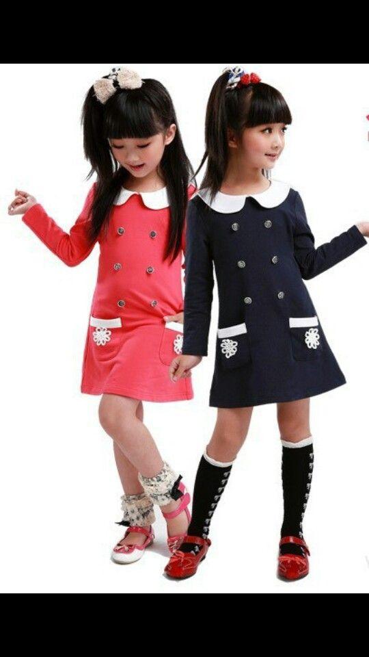 3ca2bbd13 Moda coreana infantil