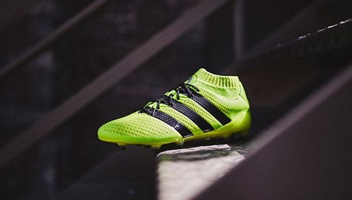 best cheap 0e3ee e5c7f Adidas Ace 16.1 with Solar Yellow Part of Light Boots | 2014 ...