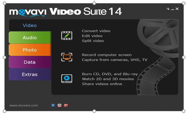 movavi video editor 14 key free