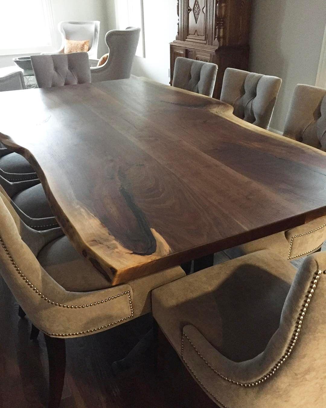 Superb Pin By Jonny Brew On Natural Wood Table Table Chairs Creativecarmelina Interior Chair Design Creativecarmelinacom