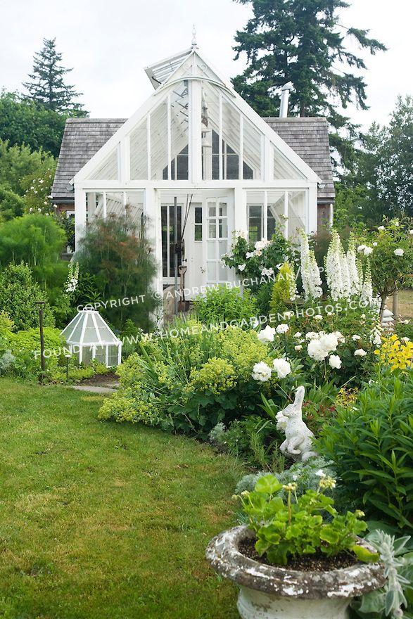 Vintage Greenhouses Potting Sheds Victorian Greenhouses Garden Inspiration Cottage Garden