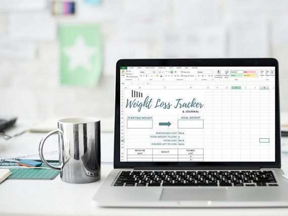 weight loss tracker diet tracker food diary goal planner food