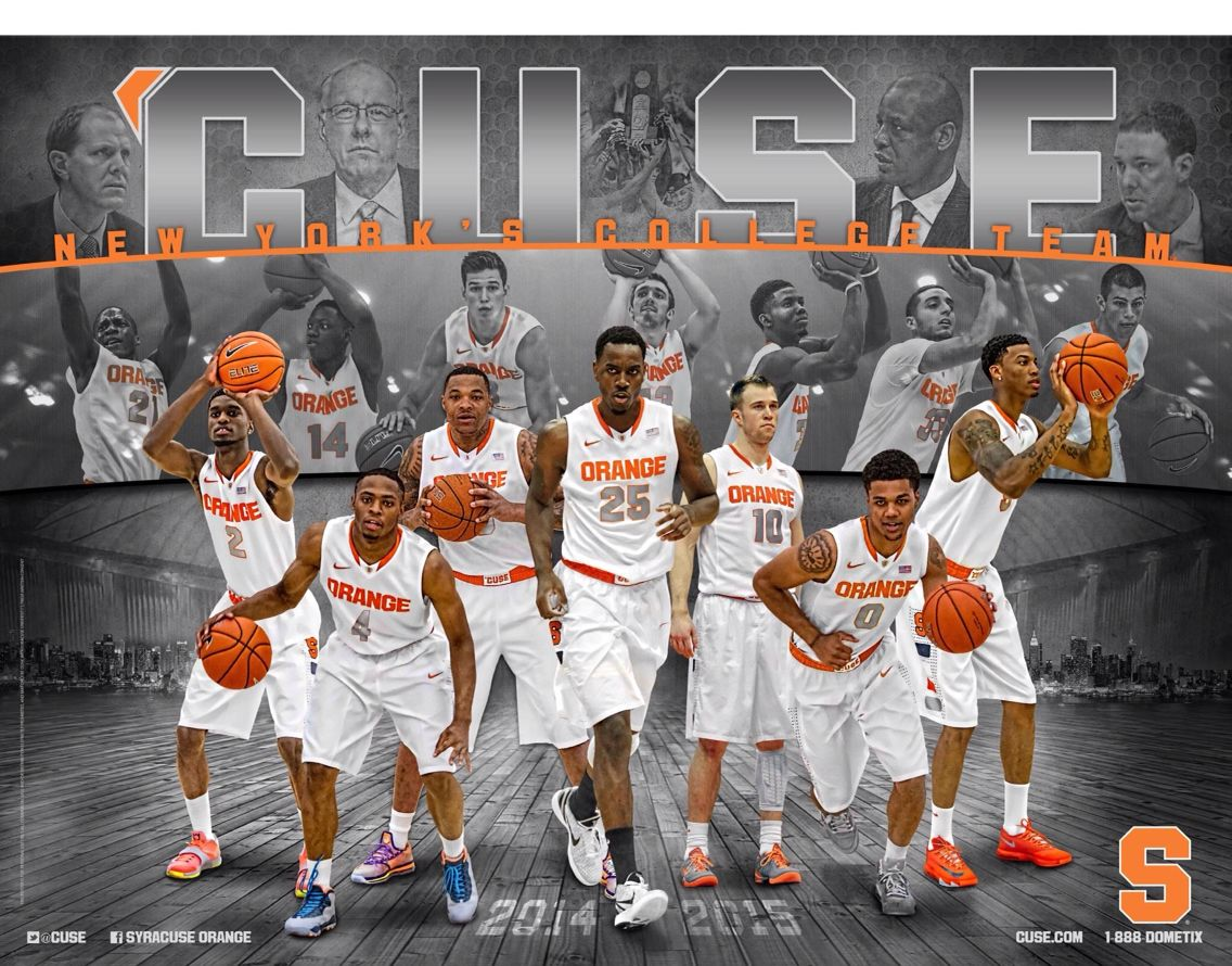 Pin By Michelle Lawrence On Basketball Basketball Team Pictures Basketball Posters Syracuse Basketball