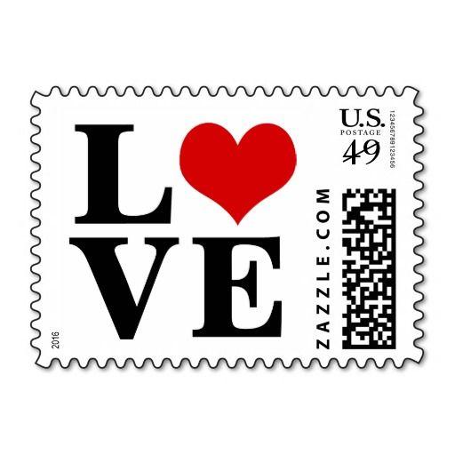 Love Heart Stamp