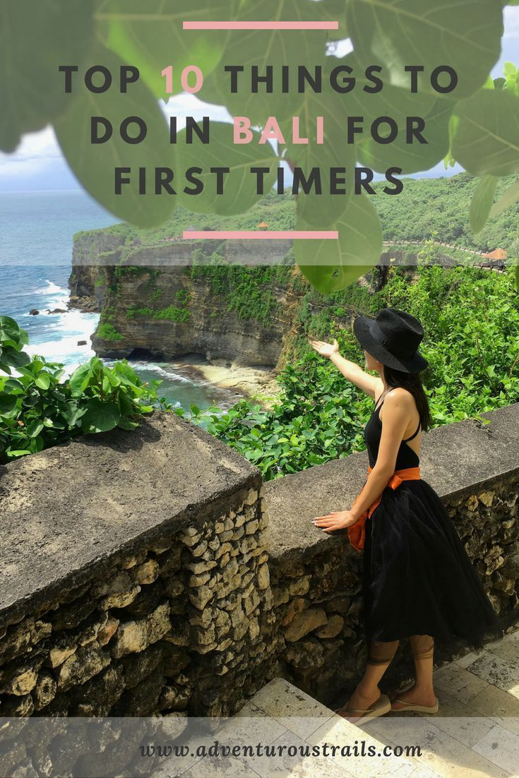 Bali On A Budget. The Ultimate Guide To Bali. Top 10 Things To Do In Indonesia. Travel in Asia.