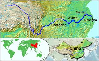 Yangtze River | #GeologyPage