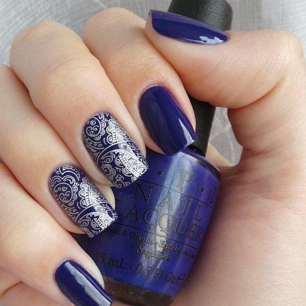 Nail Art #329 - Best Nail Art Designs Gallery | Magic nails, Dark ...