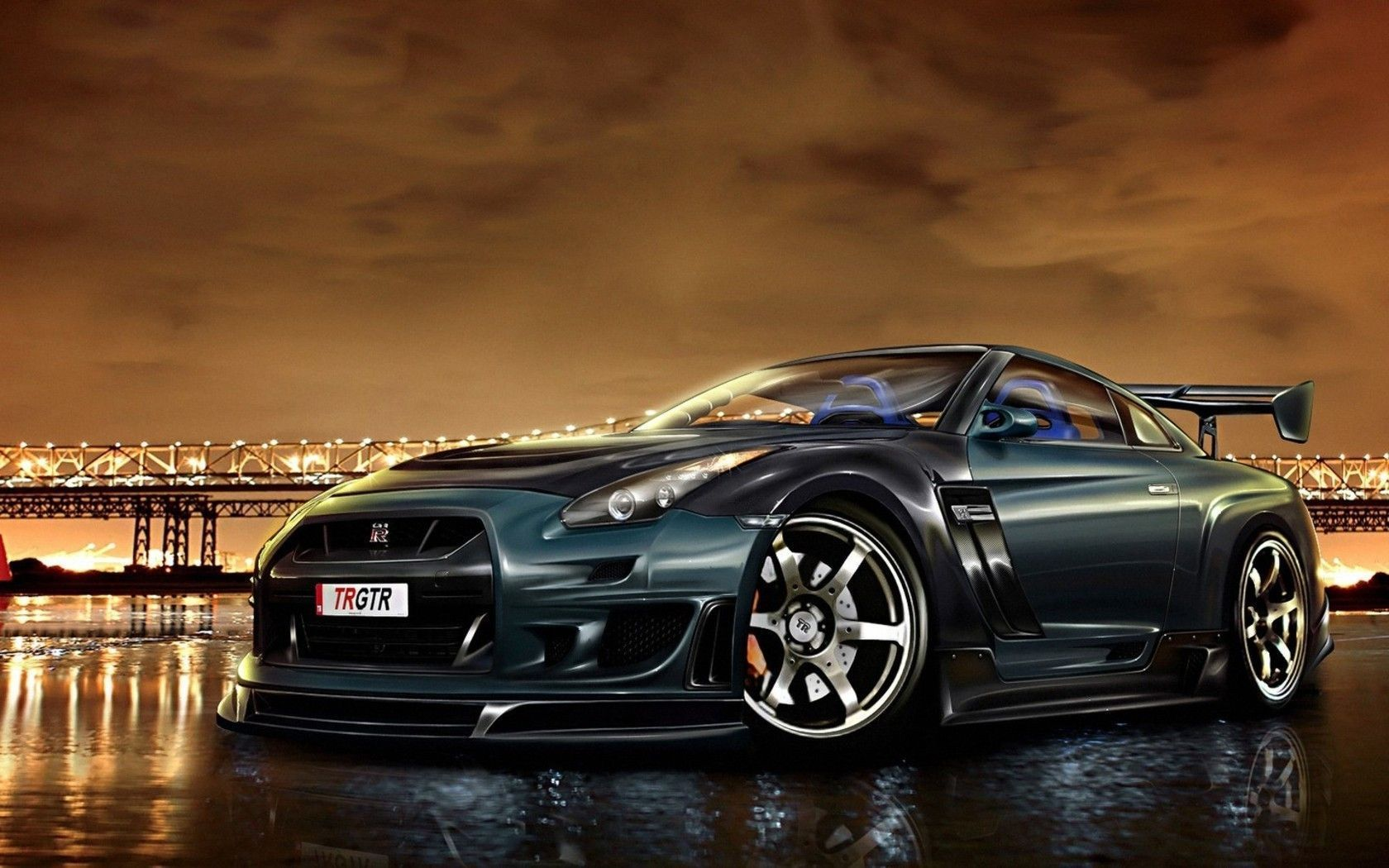 Nissan GTR Wallpaper | HD Car Wallpapers