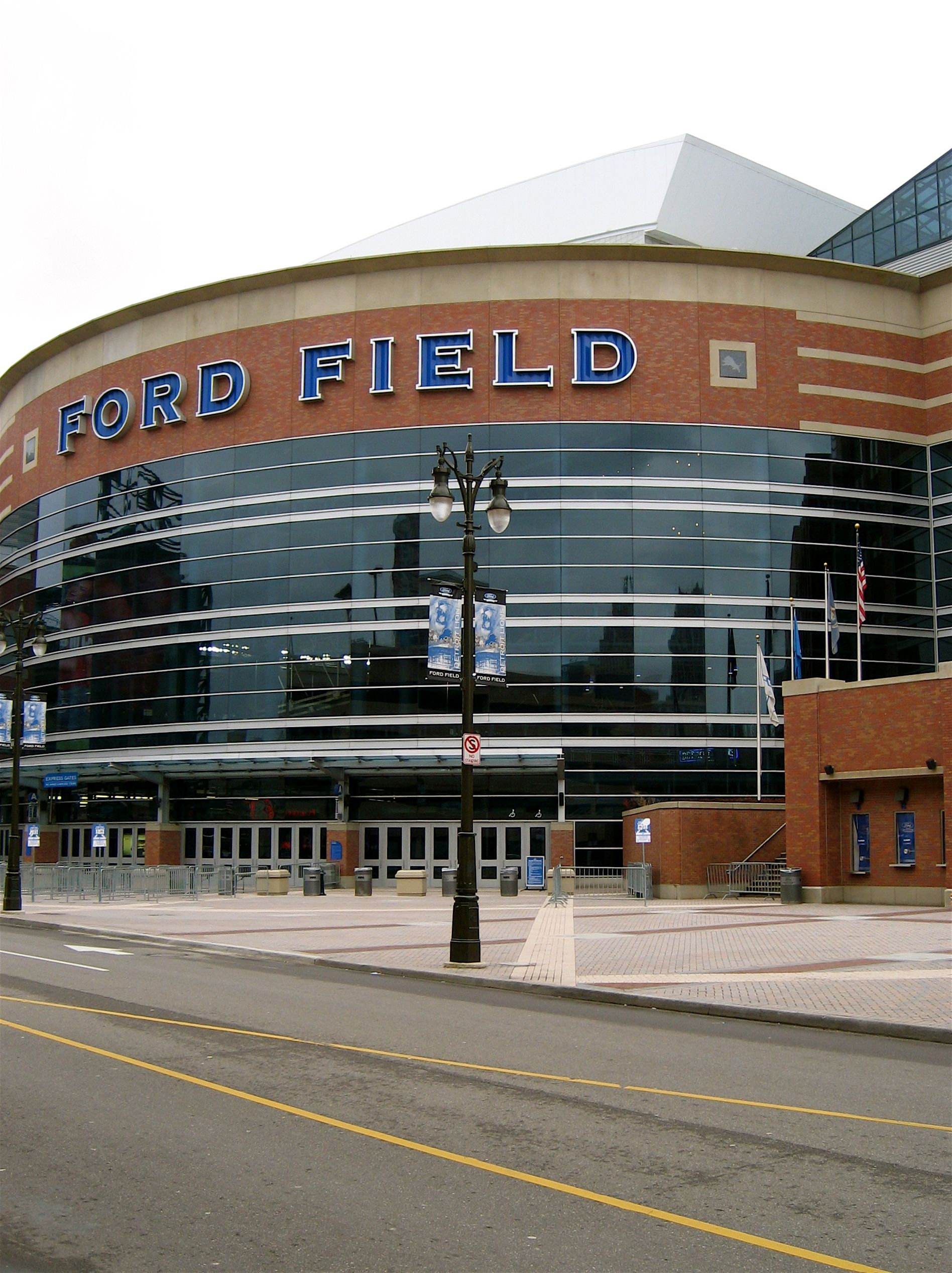 Ford Field Pictures File Jpg Wikipedia The Free Encyclopedia