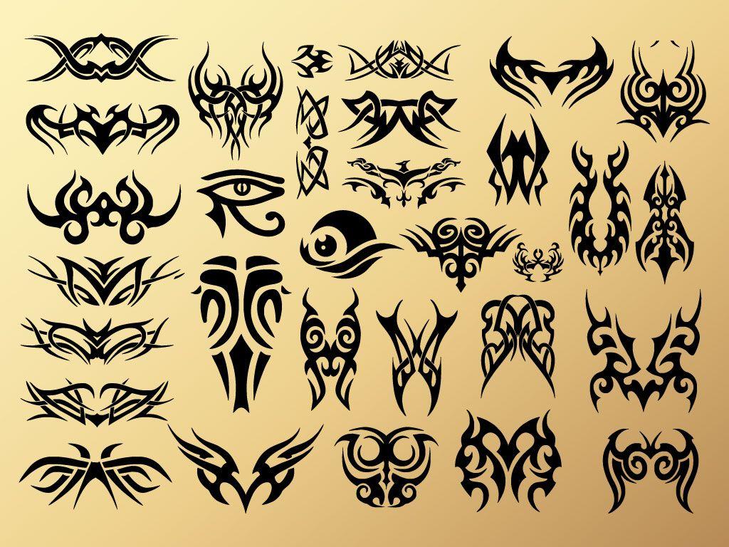 Tribal Tattoos Tribal Tattoo Designs Tribal Art Tattoos Tribal Tattoos