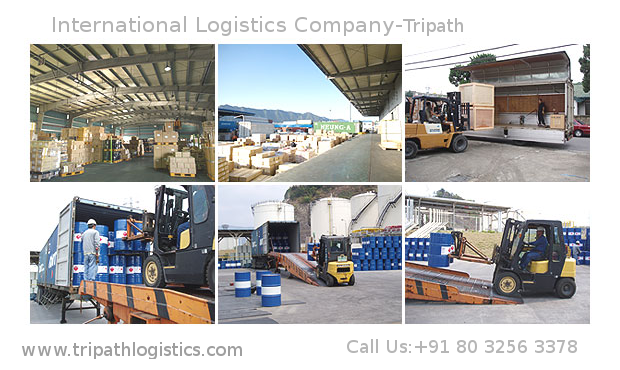 Tripath Logistics offers warehouse storage for a variety of