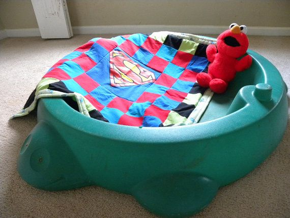 Superman Baby Blanket $38.00