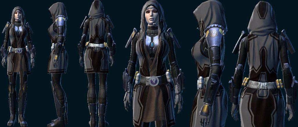 Swtor Conqueror Armor Knight Republic Jedi Cosplay Ideas
