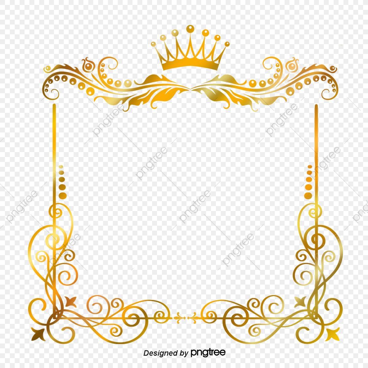El Marco Cuadrado Corona De Oro Rectangulo Dibujo Diseno Png Y Psd Para Descargar Gratis Pngtree Rose Gold Square Prints For Sale Gold Crown
