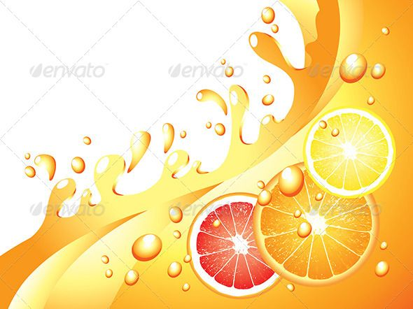 Juicy Citrus Splashes Vector Background  #GraphicRiver         Juicy citrus splashes horizontal background in vector     Created: 8October13 GraphicsFilesIncluded: PhotoshopPSD #JPGImage #VectorEPS Layered: No MinimumAdobeCSVersion: CS Tags: abstract #back #backdrop #background #bright #citrus #color #decorative #design #diet #food #frame #fruit #grapefruit #graphic #healthy #illustration #juice #juicy #lemon #liquid #natural #orange #style #template #tropical #vector #vitamin #yellow