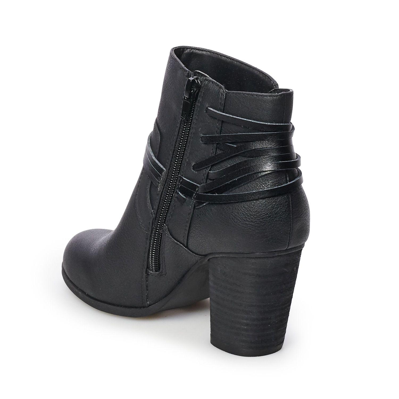 f29ecb9fe92 madden NYC Danaee Women's High Heel Ankle Boots #Danaee, #Women, #madden, # NYC