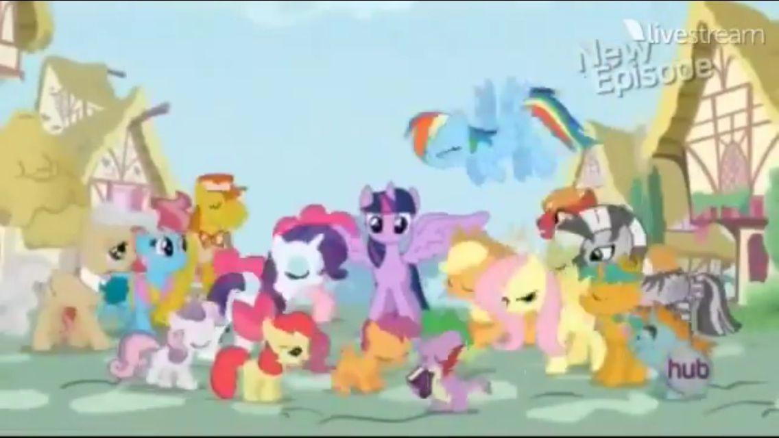 new mlp season 4 theme song