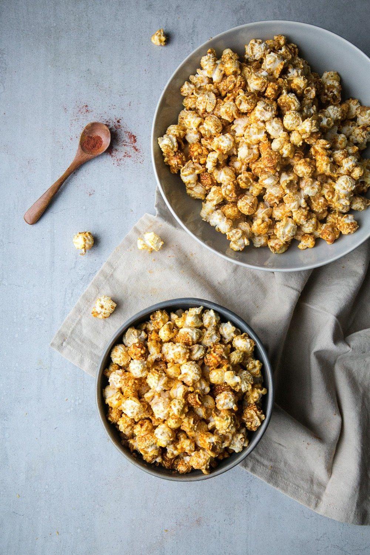 Meet Your New Favorite Snack Vegan Nacho Style Popcorn Snacks Food Vegan Nachos