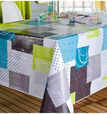 Nappe Toile Ciree Colors Graphic Nappe Toile Ciree Toile Ciree Nappe