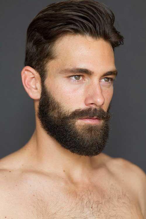 European facial hair