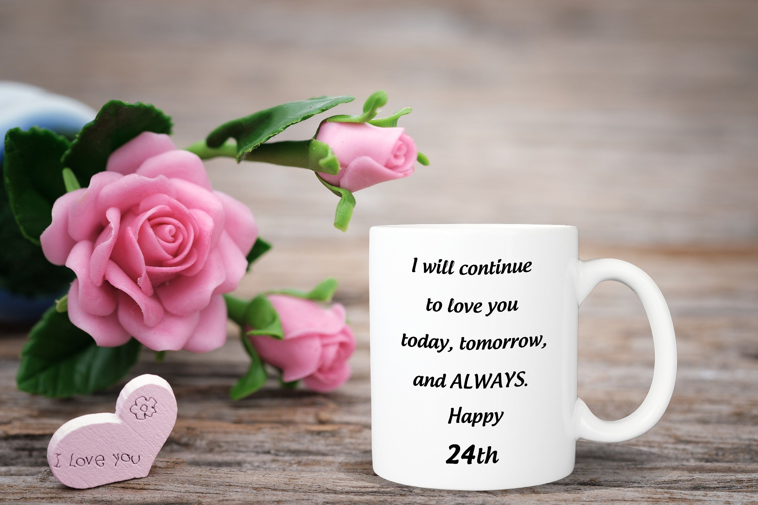 24th Anniversary Gift For Her, 24th Anniversary Gifts For