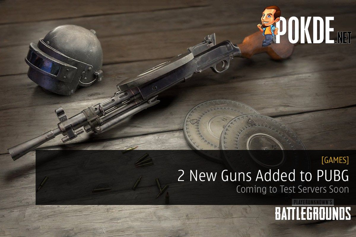 Pubg Test Server Patch Adds Custom Games Spectator Mode: 2 New Guns Added To PlayerUnknown's Battlegrounds; Coming