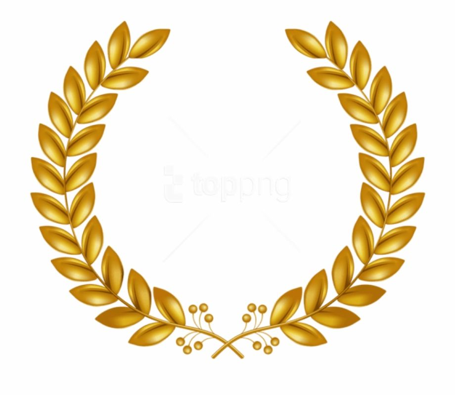 Https Www Vippng Com Png Detail 260 2605158 Download Golden Clipart Photo Gold Laurel Wreath Png Png Gold Laurel Wreath Photo Gold Laurel Wreath