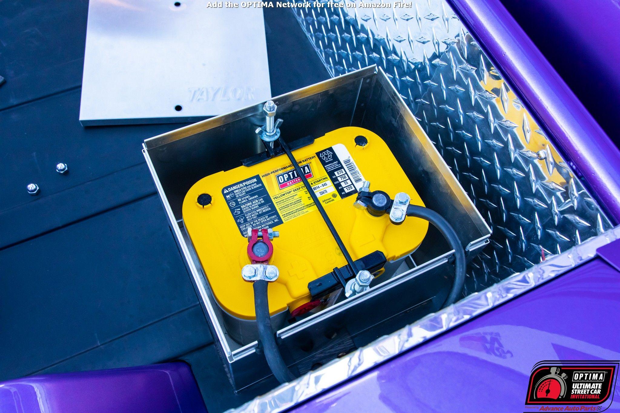 Yellowtop D34 78 Car Battery Batteries Diy Battery Cases