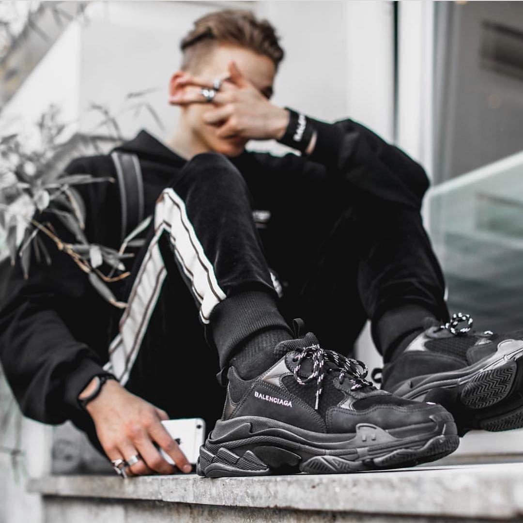 Fila Sneakers Dames Balenciaga schoenen Triple S Fila