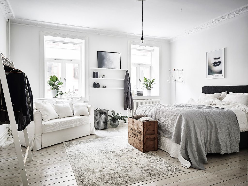 Home interior design bedroom scandinavian bedroom  住まいの寝室  pinterest  bedrooms